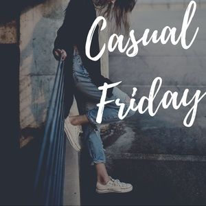 Casual Friday !!!! 👖
